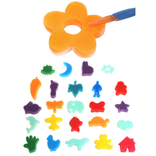 Buy Sponge Paint Shapes And Get Free Shipping On Aliexpress Com