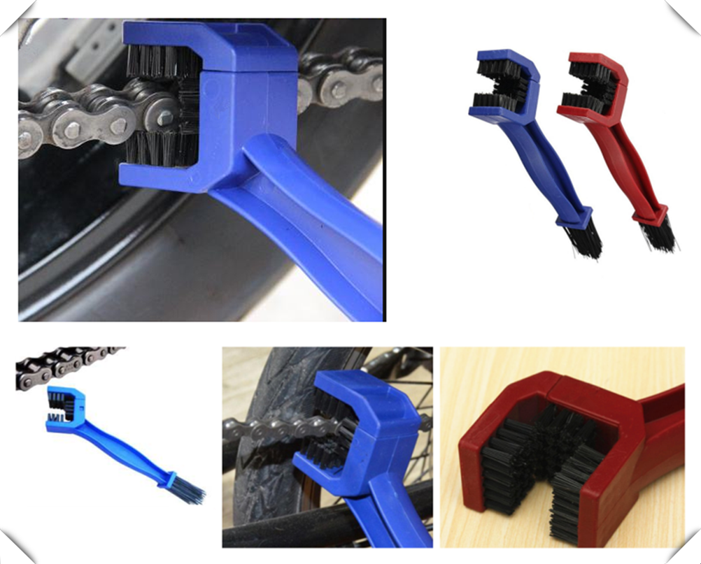 Automobiles & Motorcycles Covers & Ornamental Mouldings Trustful Motorcycle Modeling Sprocket Wheel Cleaning Brush Gear Bicycle For Suzuki Drz400e Drz400s Sm Dr250r Djebel250xc 250sb Unequal In Performance