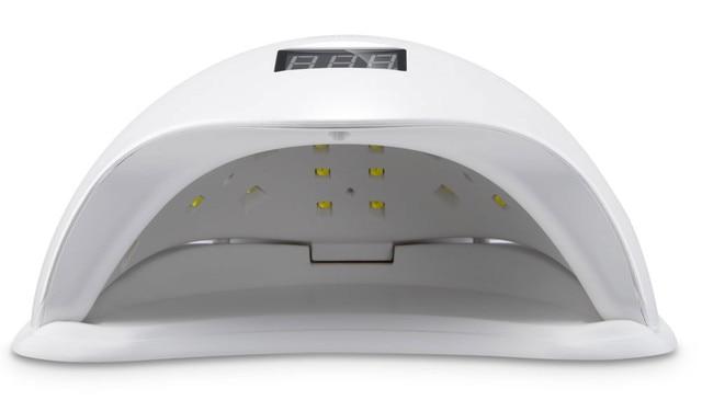 Sunuv sun w unghie lampada uv dryer led fototerapia