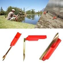 Rack-Stand Gadget Fishing-Rods-Holder Telescopic Angler Adjustable Metal