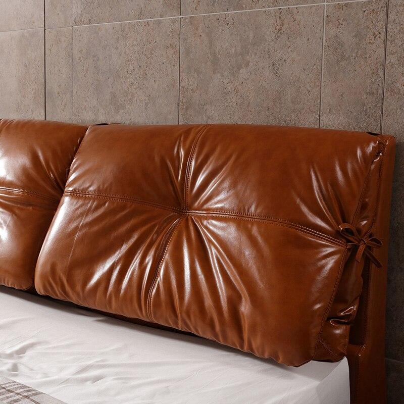TOIN Bedroom Furniture Leather Beds muebles De dormitorio Lit Modern ...