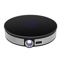 D8S мини проектор для Android 2,4 г 5 г Wi Fi Bluetooth 4,0 4 К 3D Proyector Портативный светодио дный дома Кино Бимер Поддержка Airplay miracast