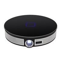 D8S мини проектор для Android 2,4G 5G Wi Fi Bluetooth 4,0 4 K 3D Proyector Портативный светодиодный дома Кино Бимер Поддержка беспроводной адаптер
