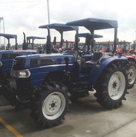 Farm Medium sized Tractors Agricultural Machinery And Farm Tools Auxiliary Tool Hot For Sell