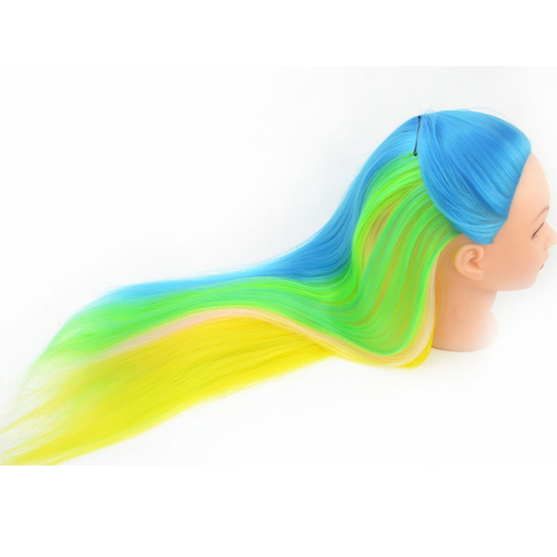 Hairdressing Dolls Head Female Mannequin Styling Training Nice high quality