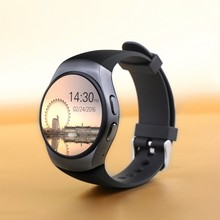 2017 Fashion New Bluetooth Smart Watch Phone Full Screen Support SIM TF Card Smartwatch Heart Rate Compatible IOS and Android