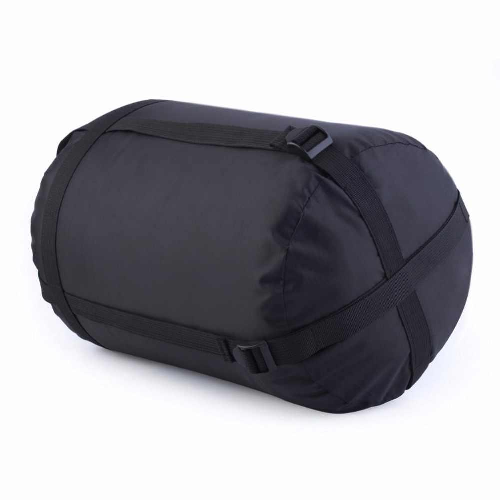 屋外防水圧縮スタッフサック便利な軽量寝袋収納パッケージキャンプ旅行のためのドリフトハイキング