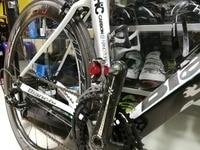 Bicicleta de carretera y MTB bicicleta pedal un aire pedal especificaciones: un aire titanio y titanio pista Sprint especial