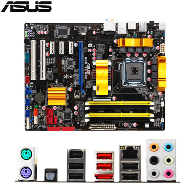 Asus P5Q Windows 10 Driver Download