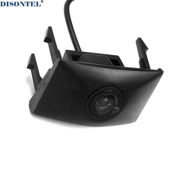NEW Car Front View Camera Logo Embeded Camera For Audi Q7 Free Shipping CCD 480 TVL HD Colour Waterproof wide angle