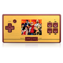 video game consoles / classic retro NES handheld game player 600 games