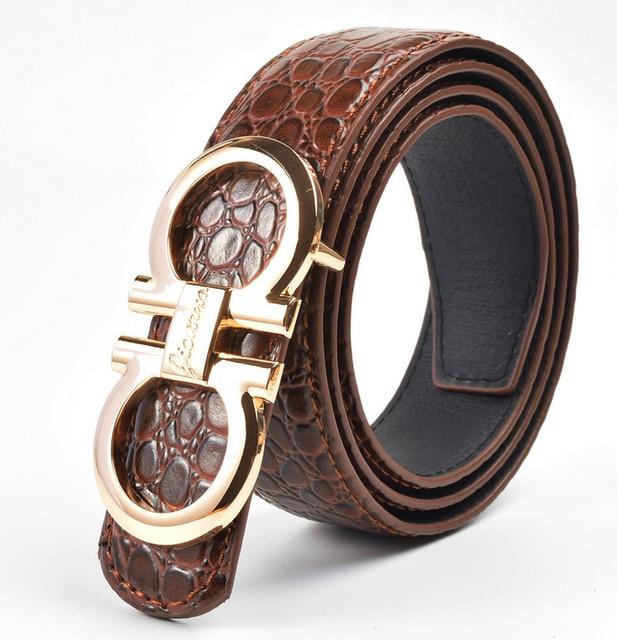 8eb6d3797 NEW Cinto 2015 Fashion Genuine Leather Luxury Belts for Men Women Hermet Belt  Designer Belts Men High Quality Jeans Wholesale