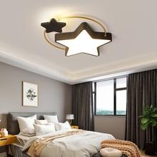 Moderne LED Decke Lichter für Schlafzimmer wohnzimmer Lustre Avize Dimmen Decke lampe lichter für Kinder jungen und mädchen