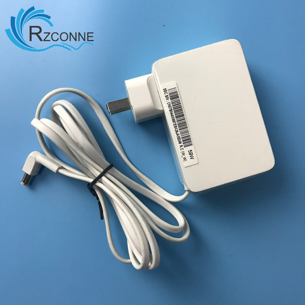 AC Adapter Power Supply Charger For Samsung A5919_KPNL 19V 3.1A 59W BN44-00887E White