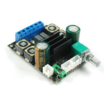 Cheapest prices HIFI Digital Power Amplifier Board DC 12V 24V 2.0 TPA3116 D2 Dual Channel Stereo Power Amplifier Board