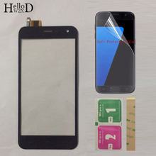 HelloWZXD Mobile Phone Touch Screen Touchscreen For Homtom HT3 / HT3 Pro Touch Screen Digitizer Panel Repair Part Protector Film стоимость