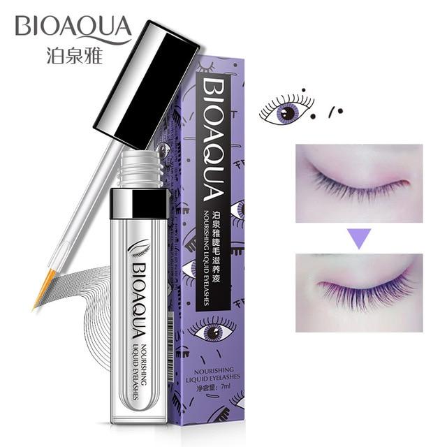 fd6fad2cabb Original Powerful Enhancer Eyelash Serum Makeup Eyelash Growth Treatments Liquid  Serum Enhancer Eye Lash Longer Thicker 7ml