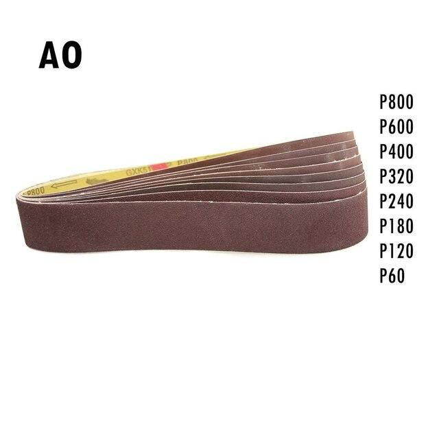 1 adet 915*50mm Zımpara Bantları Kemer Değirmeni Aksesuarları P40-P800