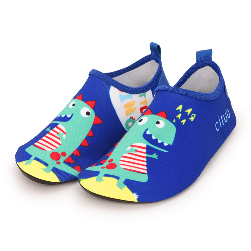 Children Beach Shoes Soft Indoor & Outdoor Slipper Anti-slip Water Playing Shoes