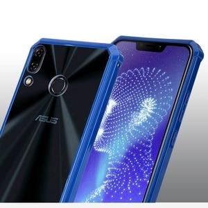 Image 2 - Hybrid กันกระแทก Air Cushion กรณีคริสตัลโทรศัพท์ Shell สำหรับ Asus ZenFone 5 2018 ZE620KL 5Z ZS620K 6.2 นิ้ว