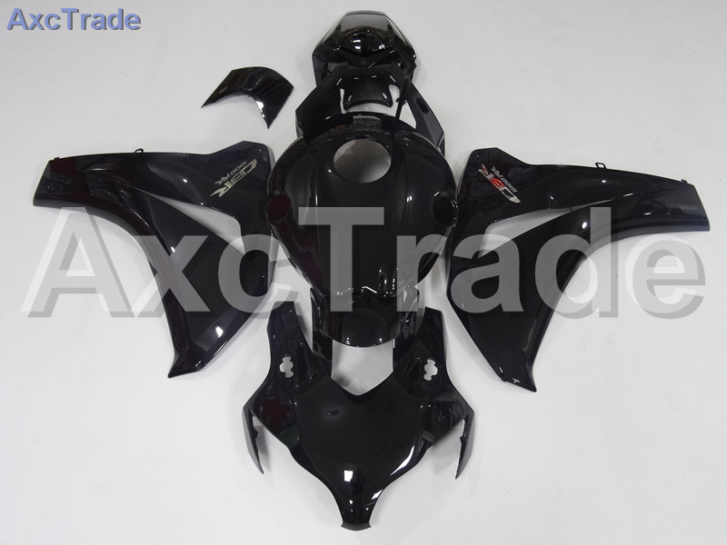 Motorcycle Fairings For Honda CBR1000RR CBR1000 CBR 1000 RR 2008 2009 2010 2011 ABS Plastic Injection Fairing Bodywork Kit Black for honda cbr600rr 2007 2008 2009 2010 2011 2012 motorbike seat cover cbr 600 rr motorcycle red fairing rear sear cowl cover