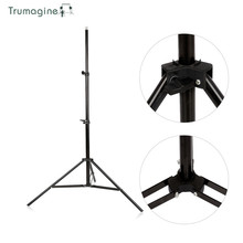 TRUMAGINE Photo Studio 2M Light Stand With Flat Screw Head For Photography Softbox Video Flash Umbrellas Lighting Accessories все цены