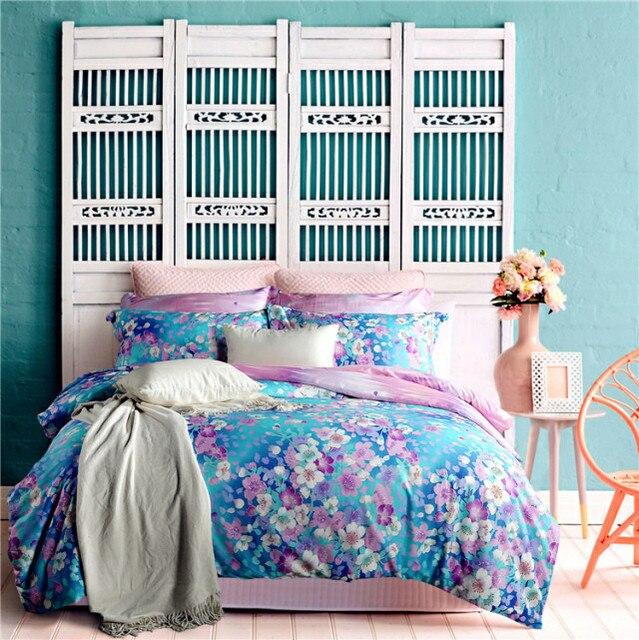 Doona Covers Online Queen Size Quilt Cover Bedding Sets Sale Blue Flora