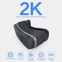 VR Очки виртуальной реальности коробка очки VR гарнитура все в одном HDMI RK 3399 Android 6,0 2560*1440 2 К дисплей 3 D очки ГБ/16 ГБ