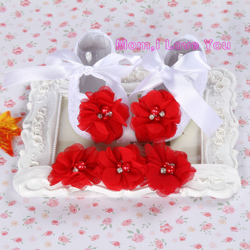 baptism Newborn Baby Girl Shoes Brand,