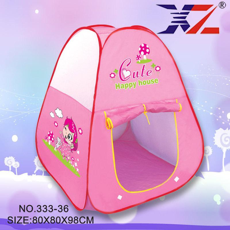 Игрушечные палатки из Китая
