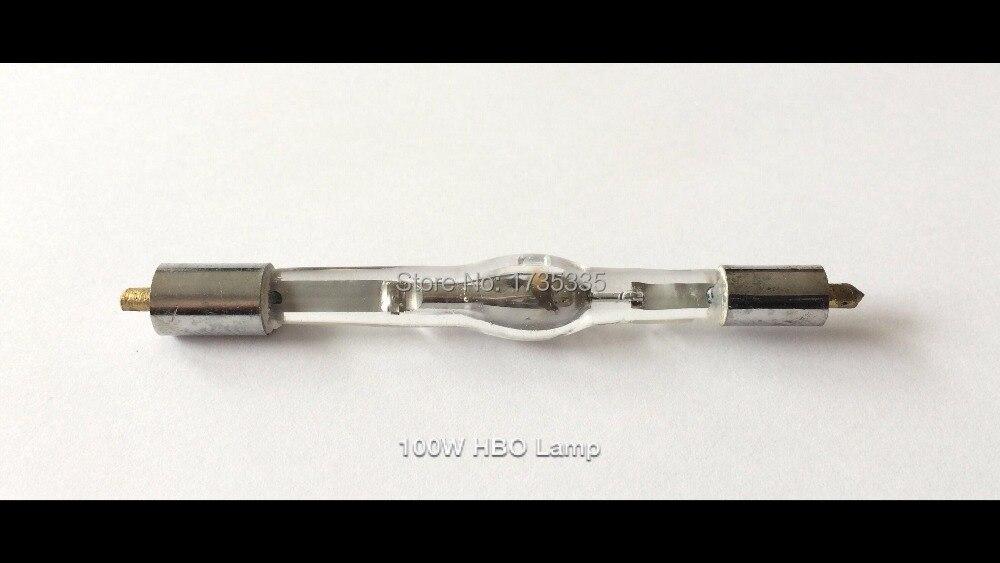 OSRAM qualité similaire, lampe à mercure haute pression 100 W pour microscope à fluorescence, polymérisation photo