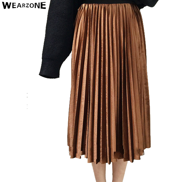 Online Buy Wholesale long velvet skirt from China long velvet ...