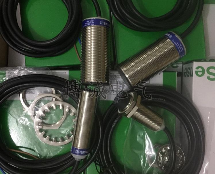 Cylindrical inductor Proximity switch sensor XS618B1MAL2 XS618BLMAL2
