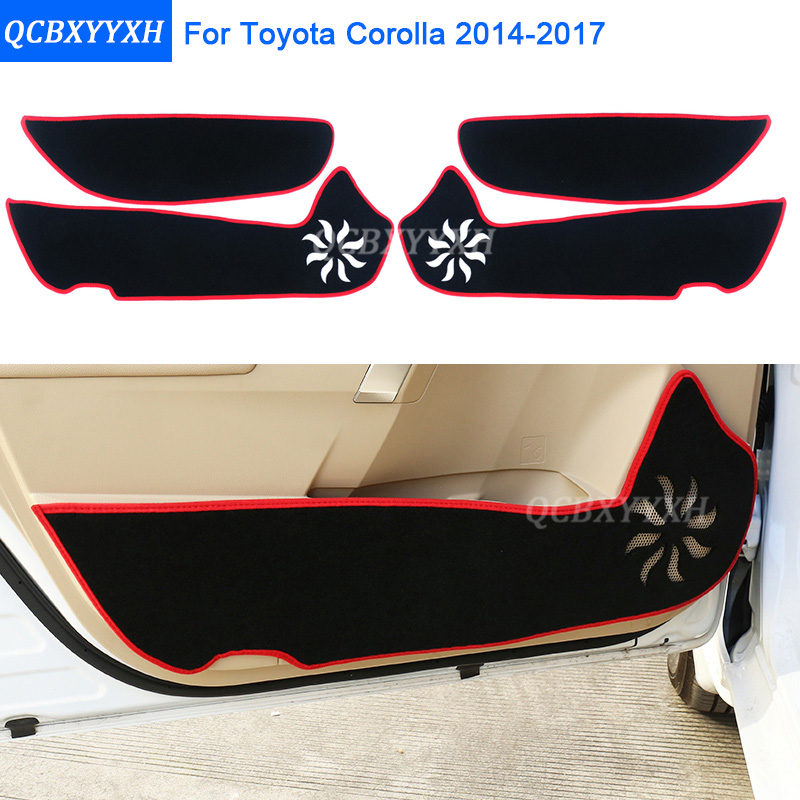 Car Styling Protector Side Edge Protection Pad Protected