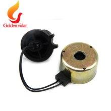 Válvula solenóide de boa qualidade terno para cat c7 bomba, solenoide trilho comum para caterpillar c7/c9 atuando bomba