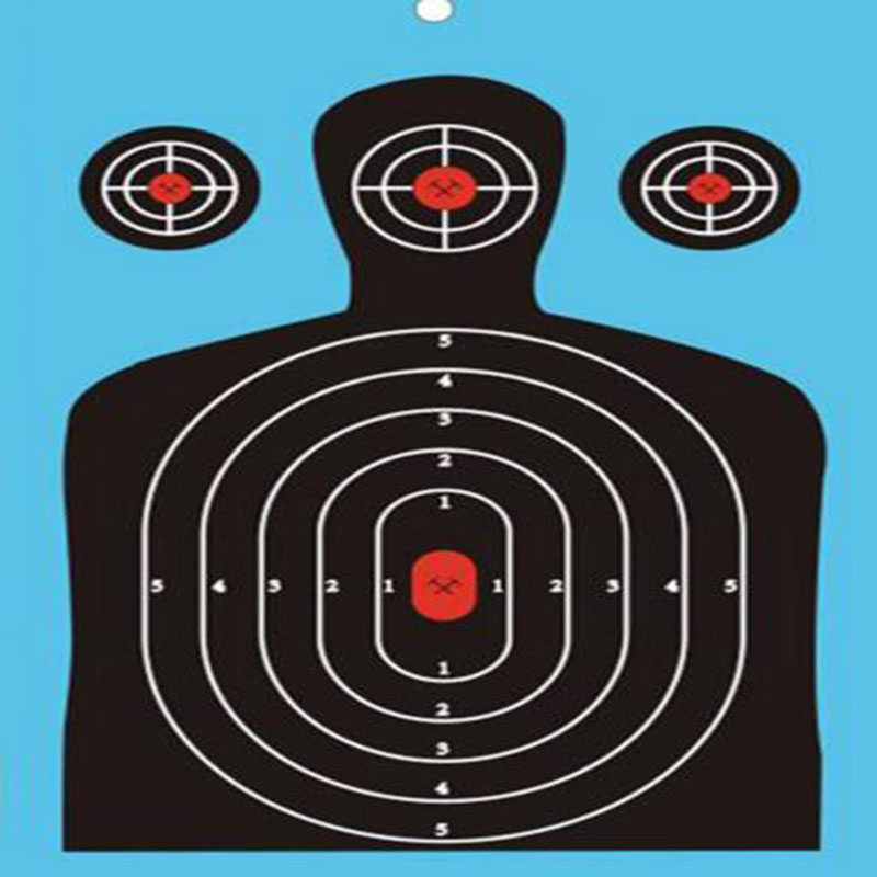 Paper shooting targets for sale
