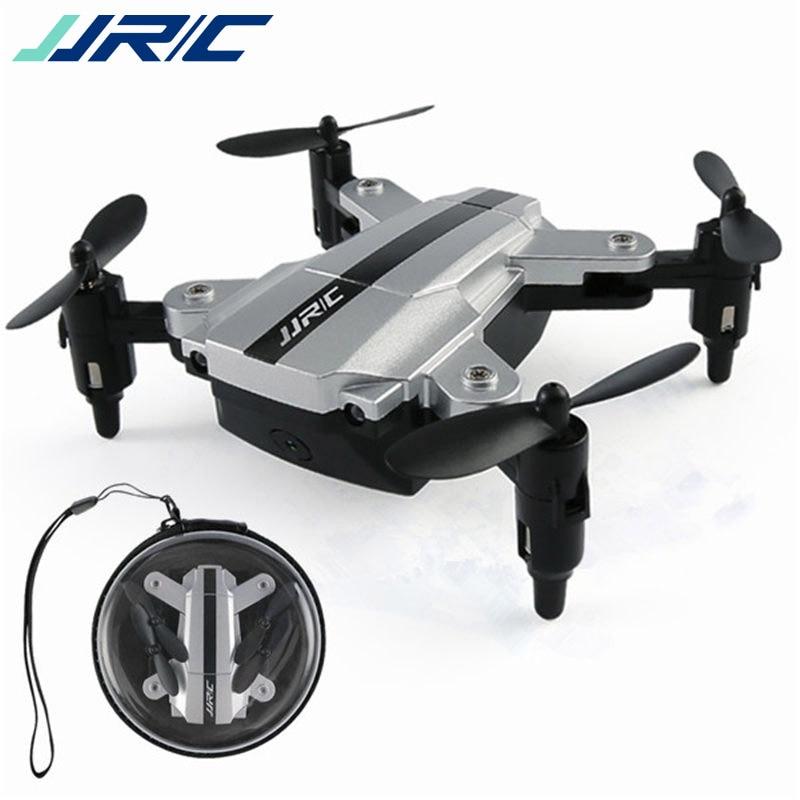 купить Original JJRC H54W E-Fly Mini Foldable Drone WiFi FPV W/ 480P Camera Altitude Hold Mode RC Quadcopter BNF VS Shadow Eachine E59 недорого