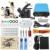 Conjunto Kit de Tatuagem Kit Máquina de Tatuagem Barato ITATOO TN1005-10B Arma Profissional Máquina de Tatuagem Gun Tattoo Supplies Para Bodyart