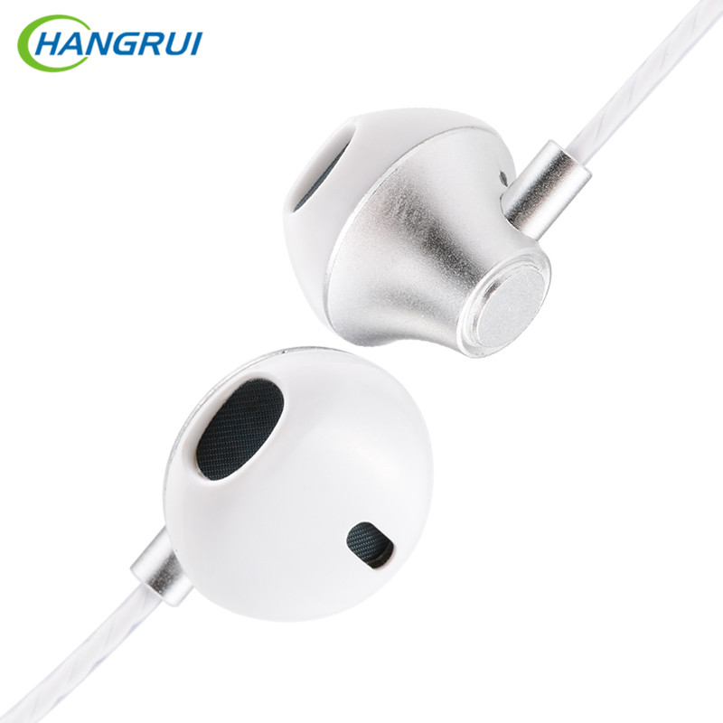 HANGRUI Type-c Headset with Mic Stereo earphones usb type-c earphone sport headphones for Xiaomi Mi6 note3 Letv 2 Pro Huawei P9 usb type c metal hi fi stereo earphones wired control type c earbuds for huawei google moto z letv leeco le max 2 pro htc phone