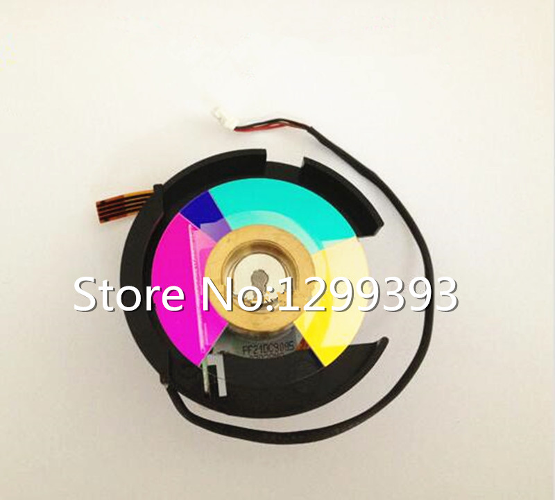 Projector Color Wheel for  BENQ  MP511  Free shipping projector color wheel for benq w1000 p n oc cw 6ba ad176