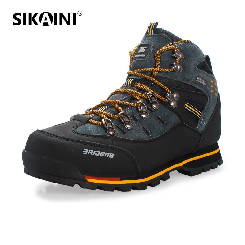En plein air Loisirs Chaussures de sport pour nouveaux hommes Chaussures de randonnée en cours ULb6twq7