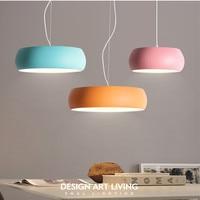 Nordic Macaroons Multicolor Pendant Light Bedroom Simlpe Creative Light Lovely Designer Home Light Kids Light Free Shipping
