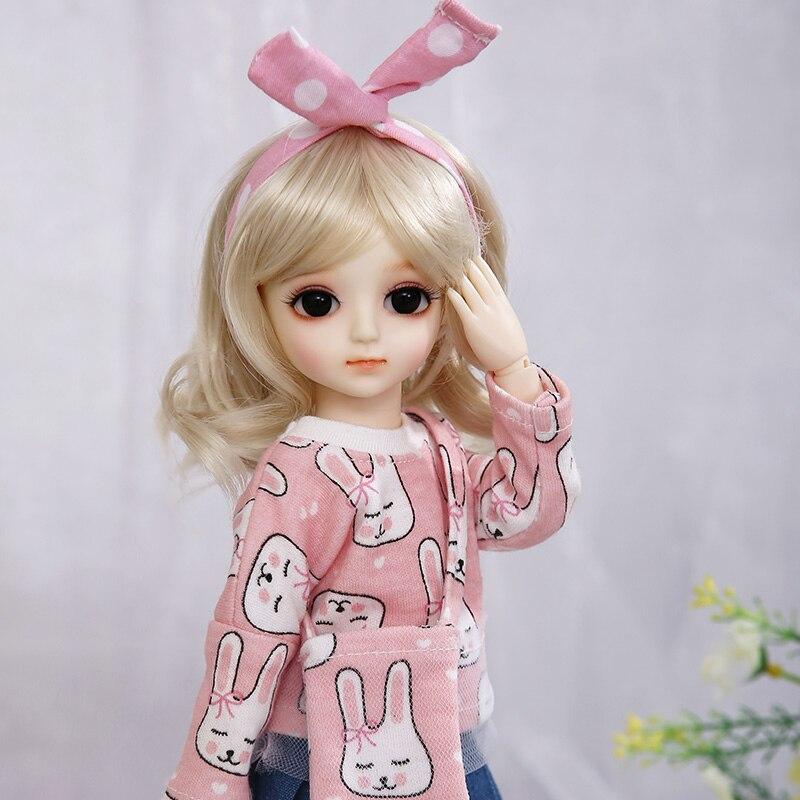 Image 3 - AI Aileen poupée Gaby BJD SD poupées 1/6 corps modèle filles  garçons haute qualité jouets boutique résine chiffres ensemble  completPoupées