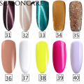 NOT ATTEND 11.11 SALE, THIS PRICE ONLY TILL 11.10 Hurry up color31-40 UV LED Nail Color Gel Polish DIY Nail long Lasting