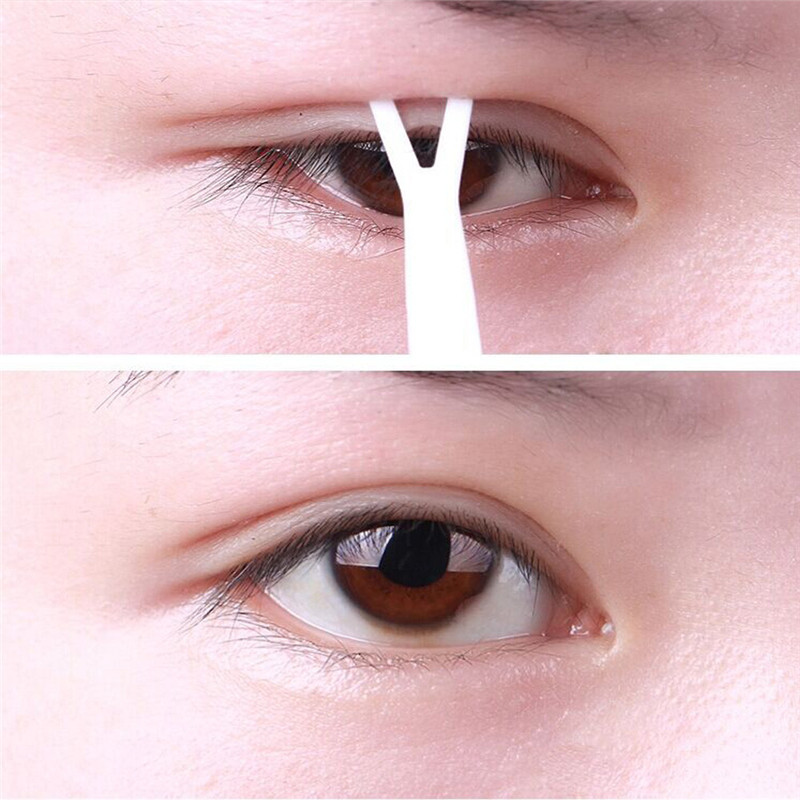 23pairs Invisible Fiber Double Side Adhesive Eyelid Stickers Technical Eye Tapes Not easy to deformation lasting easy to use P#