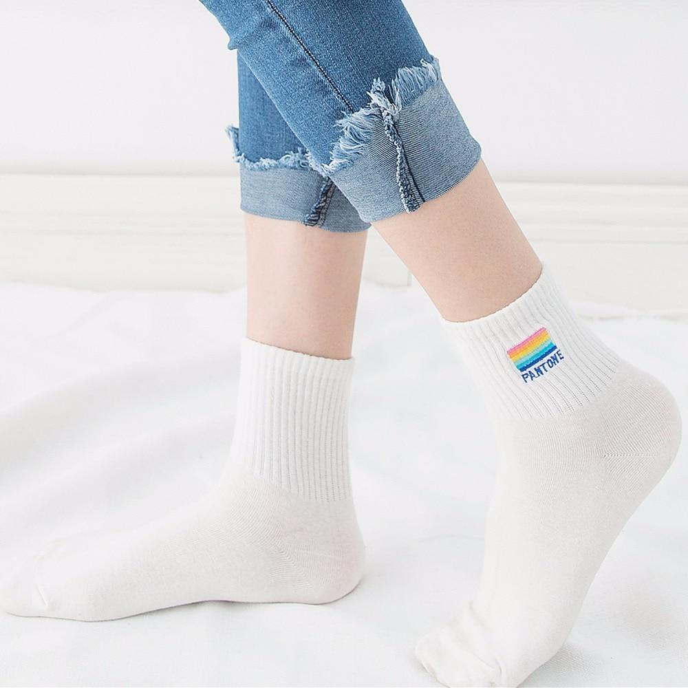 DIGOOD Boys Girls 1 Pairs Cotton Warm Short Gige-Eyes Socks Fashion kids Socks