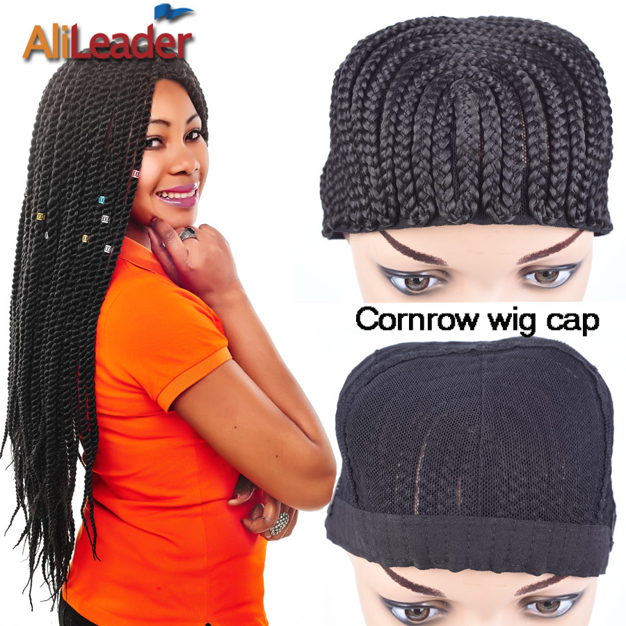 5 pçs/lote preço de atacado peruca tampas para fazer perucas caixa trançado cornrow peruca tampas com pentes superior mais fácil costurar em trançado peruca tampas