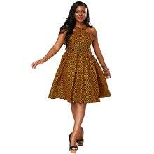 vestito africana maniche Donne
