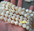 HOT 001264 108PCS genuine pearl shell oyster bracelet mala prayer beads worry necklace