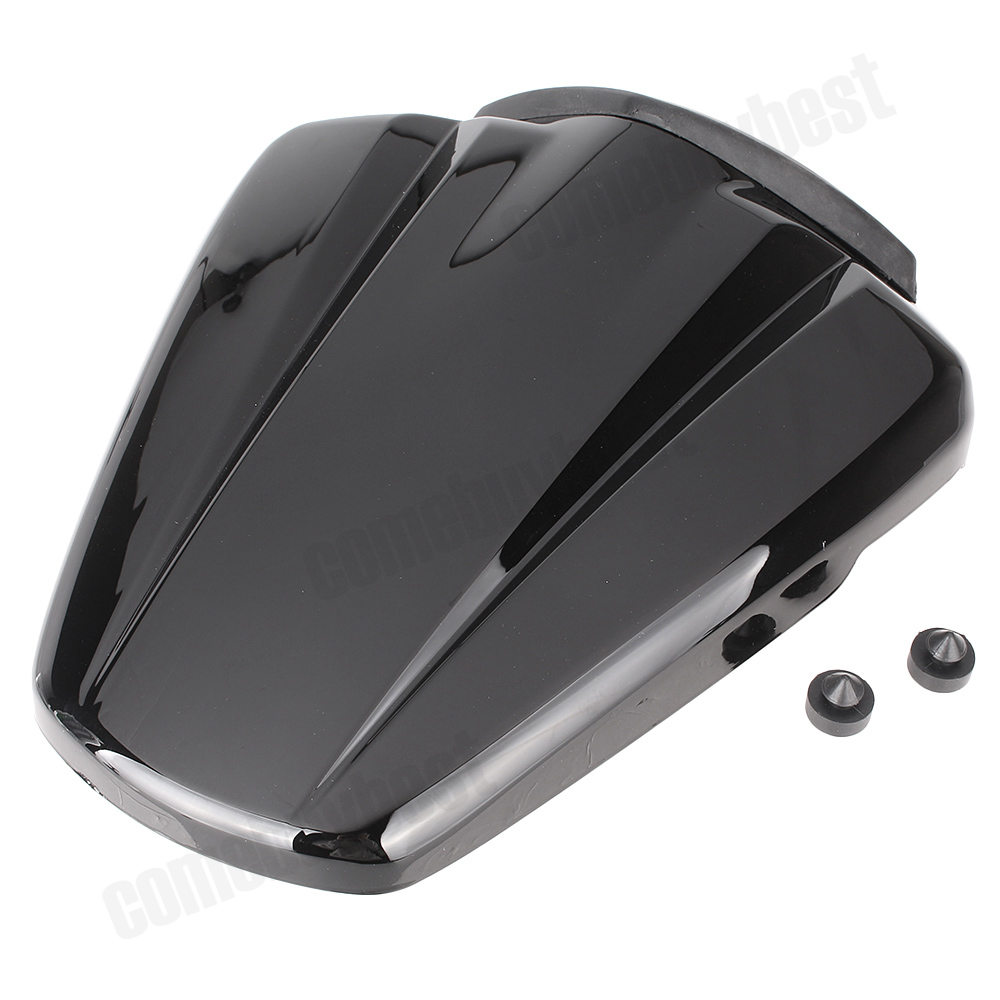 Motorcycle Rear Back Seat Cover Cowl Fairing For KTM Duke 125 200 390 2012 2013 2014 2015 ABS Plastic motorcycle rear brake master cylinder reservoir cove for ktm duke 125 200 390 rc200 rc390 2012 2013 2014